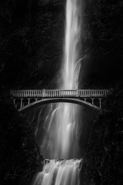 Multnomah Falls, Oregon (Jason Matias)