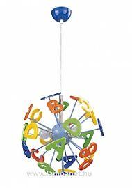 Abc 4716 gyerek függesztett lámpa, 3*40W 12790 Ft