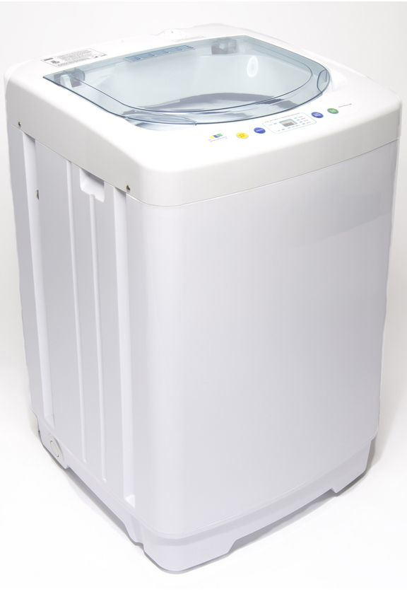 Portable Clothes Washer And Dryer ~ Portable washing machine with spin cycle good stuff for
