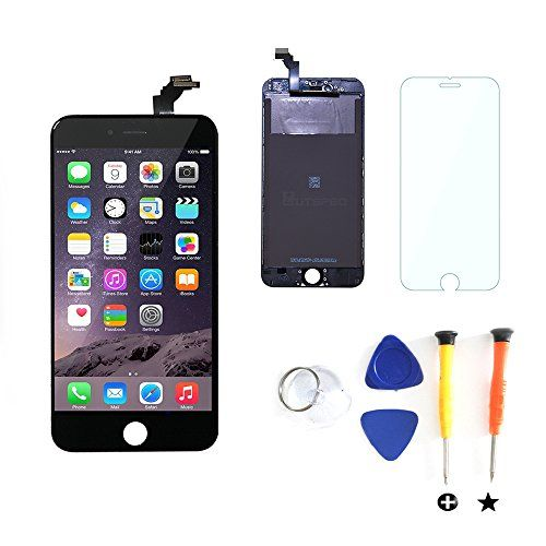 """Litsped LCD Screen Replacement ,Touch Screen Digitizer Frame Assembly White Repair Tools For 6plus 6splus 7plus 5.5inch  https://topcellulardeals.com/product/litsped-lcd-screen-replacement-touch-screen-digitizer-frame-assembly-white-repair-tools-for-6plus-6splus-7plus-5-5inch/  Compatible with: iPhone 6 Plus 5.5″ Black(A1522, A1524, A1593), NOT iPhone 6 4.7″ Please recognize Seller """"Litsped"""", and make sure you order the correct model and color. How To"""