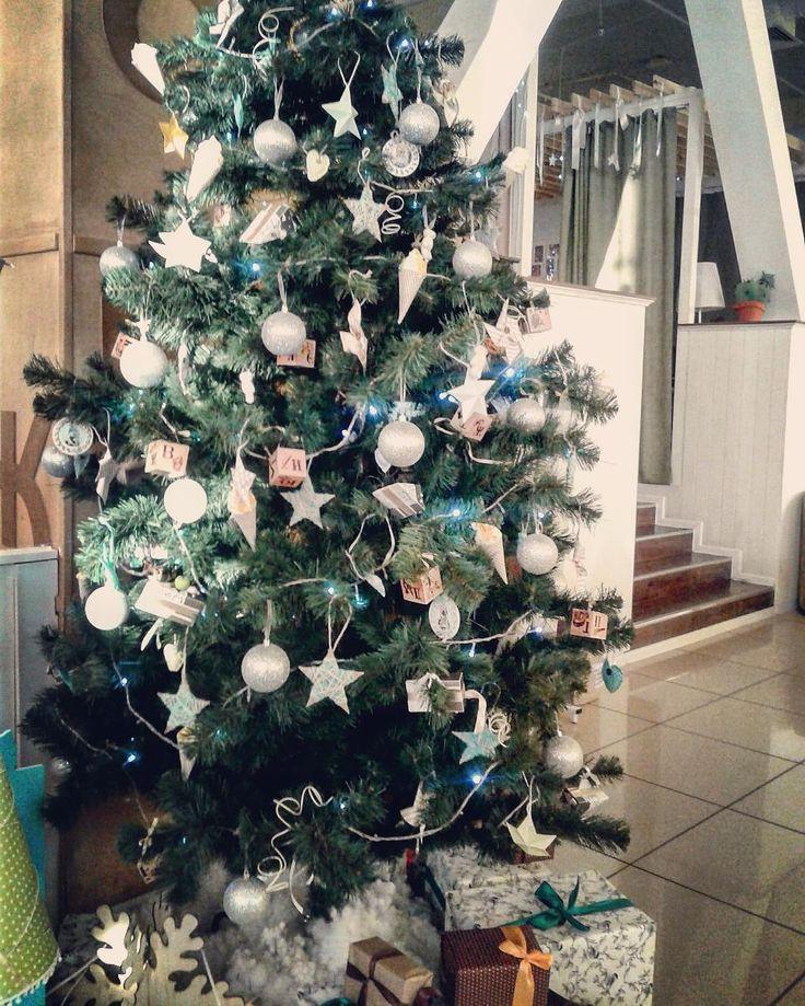 Charming #Christmas tree!