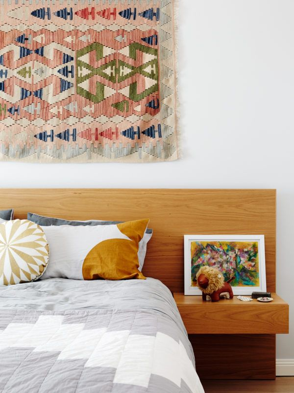The Melbourne apartment of Melissa Avery and Christopher Lloyd. Photo \u2013 Annette O\u0027Brien & 49 best |^| Bedside tables | SLEEPING BEAUTY | images on Pinterest ... pillowsntoast.com
