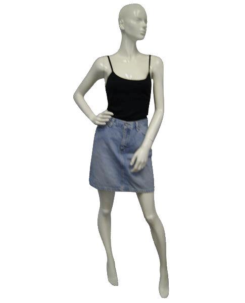 SKIRT Tommy Hilfiger Classic Light Jean Size 8 (SKU 000021)