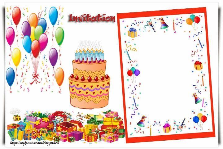 Carte Postale A Imprimer Pour Anniversaire Gratuit Carte Anniversaire A Imprimer Carte Invitation Anniversaire Gratuite Carte Anniversaire Personnalisee