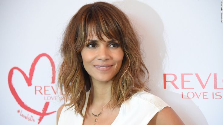 HAIR.  Halle Berry is still a stunner. She has a milestone birthday on August 14.