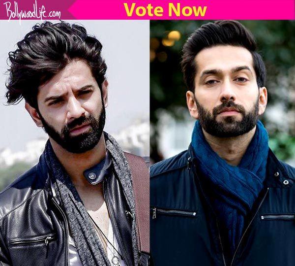 Ishqbaaz's Nakuul Mehta or Iss Pyaar Ko Kya Naam Doon 3's Barun Sobti – whose beard game looks SEXIER? #FansnStars