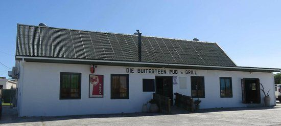 Buitesteen Pub: Gansbaai