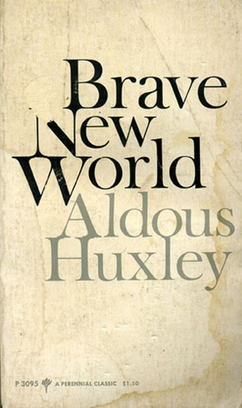 the non existence of individualism in the novel brave new world by aldous huxley Brave new world aldous huxley buy by the end of the novel, all the efforts to free the individual from the grip of the world state in brave new world.