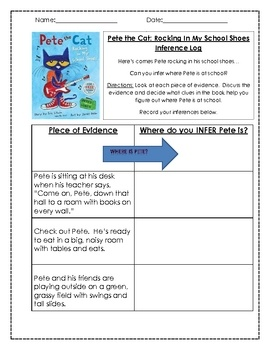 Pete The Cat Holiday And Seasonal Poster Set - EP-238 ... |Pete The Cat Reading Log