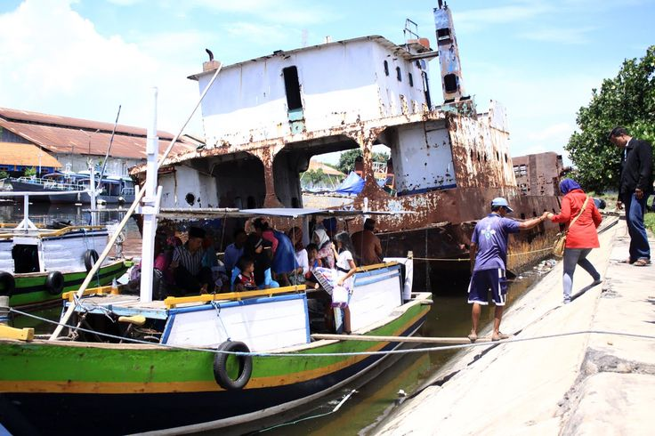Penyebrangan Pulau Gili, Rawan