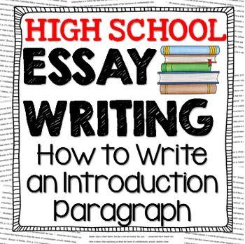 steps to writing a satire essay