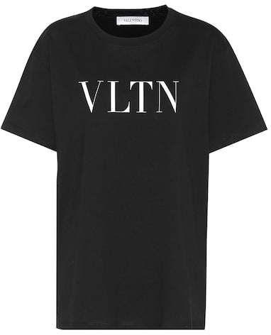 ee3f9d7b227 Valentino VLTN cotton T-shirt