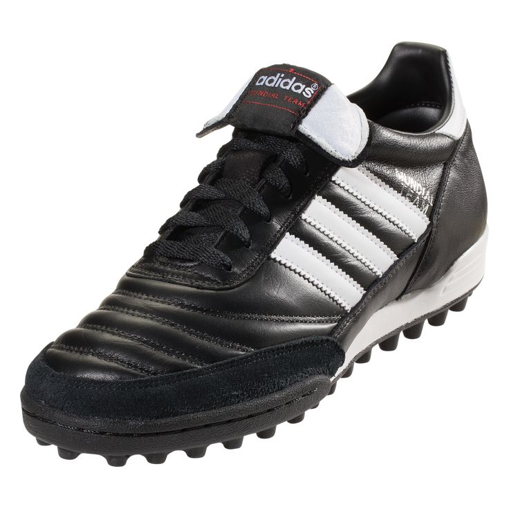 finest selection 0b1bf 71a8e adidas Mundial Team Artificial Turf Shoe - Black White-4 in 2019   Products    Turf shoes, Black shoes, Artificial turf