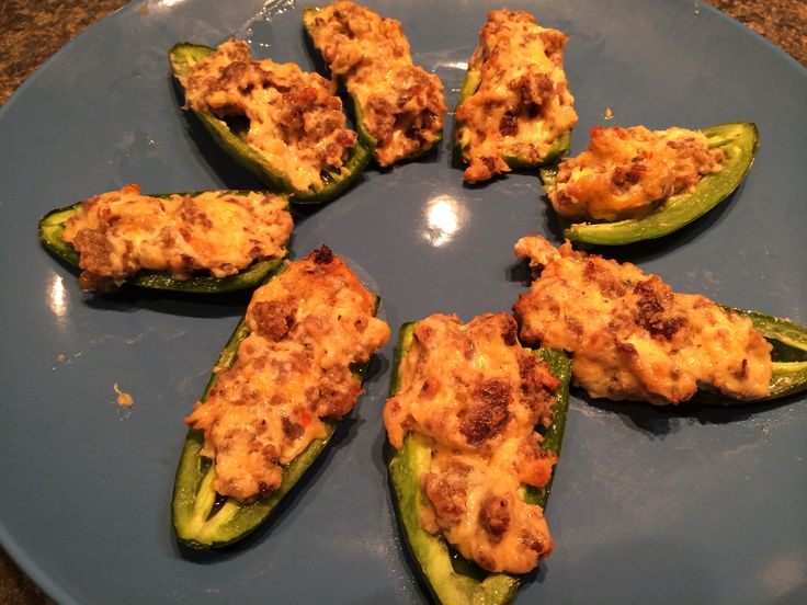 These delicious peppers aren't too hot – as long as you remove the seeds and membrane portion from inside. If you like them hot, leave a few seeds. Be sure to wear rubber or plastic glo…