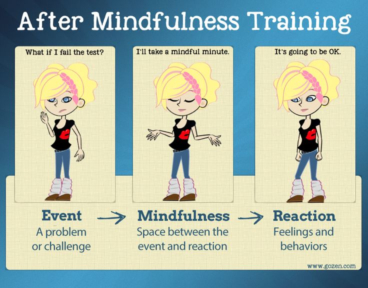 "How Mindful Children React Differently to Challenges (Illustrated). Growing up, I was a bit of a firecracker. I reacted quickly to situations and never hesitated to express my ""passionate"" opinions. This often led to hurt feelings. I remember once, after a heated discussion with my brother, he asked my parents to..."