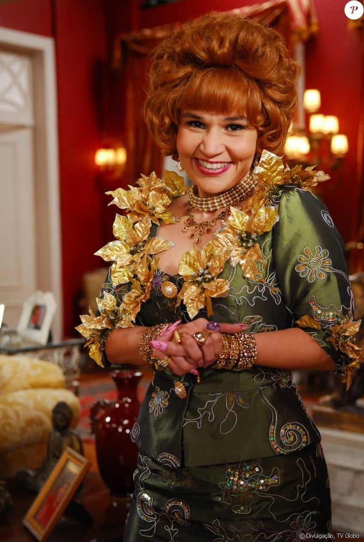 Claudia Rodrigues também deu vida a Ofélia no humorístico 'Zorra Total'