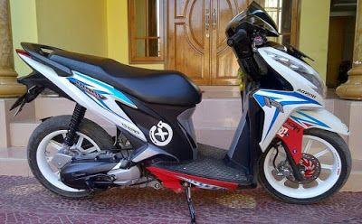 Modifikasi Motor Vario 125 PGM FI