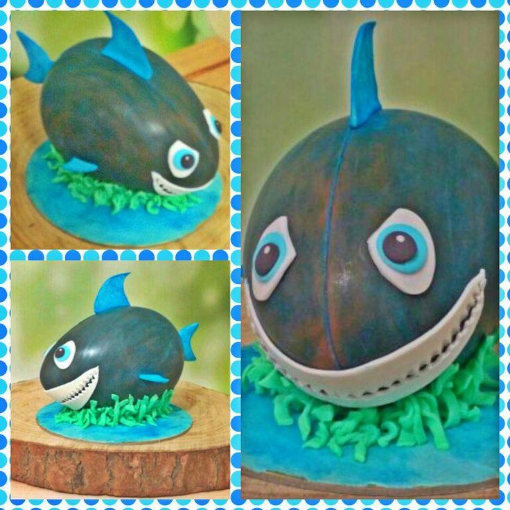Shark Easter egg