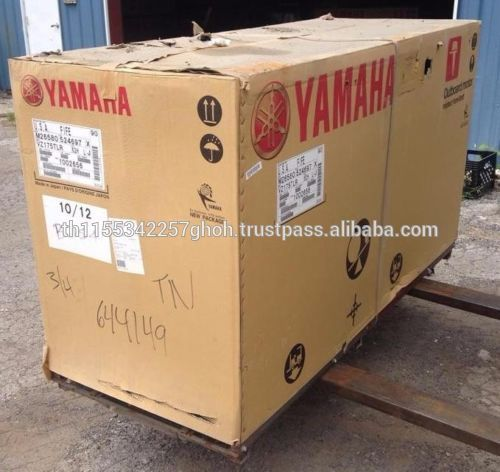 Used 115 hp YAMAHA Outboard boat motor 4-STROKE - FUEL INJECTED - power tilt 115hp#used yamaha outboard motors for sale#outboard