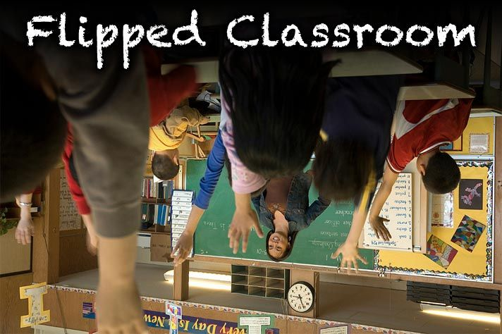 Essential tools for the flipped classroom, from edshelf.