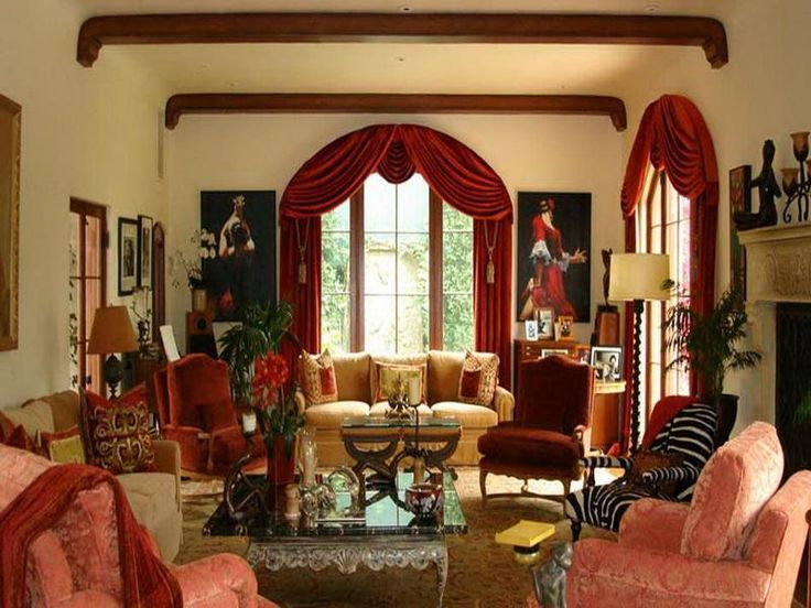 Tuscan living room decorating ideas tuscan home decor - Italian inspired living room design ideas ...