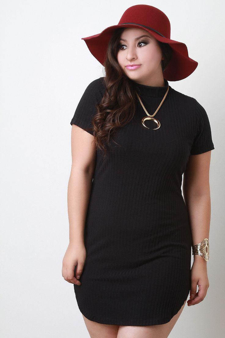 20 besten Sexy Plus Size Dresses Bilder auf Pinterest | Kleider rock ...