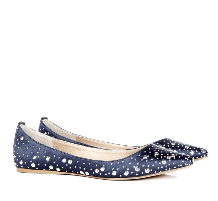 Adorable Starry Night Flat Shoes with Sparkles too cute* *WooHoo There giving