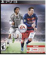 Juego Fifa 16 PS3. Edición estándar