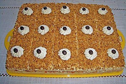 Frankfurter Kranz Schnitten (Rezept mit Bild) von Torte80 | Chefkoch.de