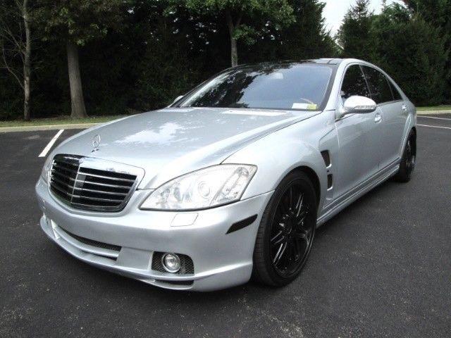For Sale: S-Class S 600 2007 Mercedes-Benz S600 Renntech Upgrade