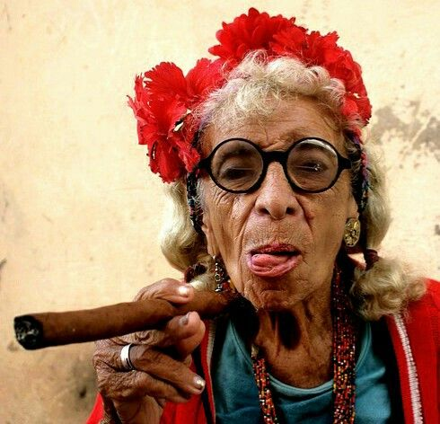Granny Puretta, Havana Cuba