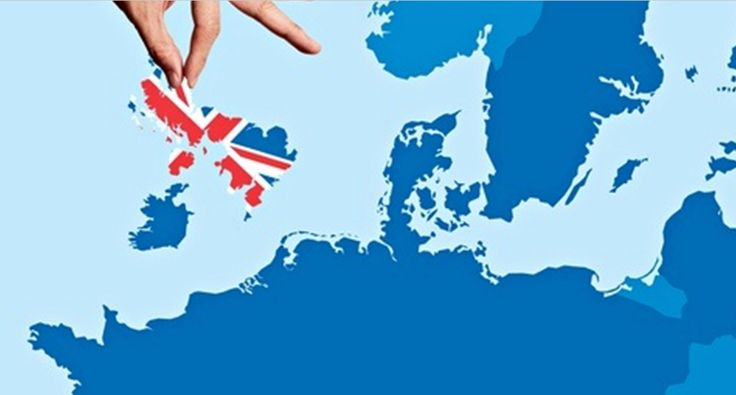 3/29/2017 UK leaves EU #Britain formally initiates process of leaving #European Union with official letter invoking Article 50