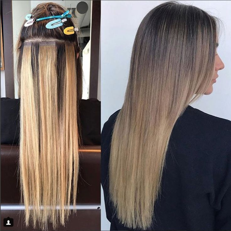 Best 25 hair extensions before and after ideas on pinterest 100 experience the smart tabs tape in hair extensions by the hair shop this beautiful application pmusecretfo Gallery