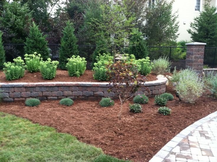 image detail for privacy berm privacy via landscaping pinterest