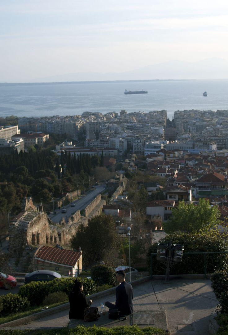 Eptapyrgio-Thessaloniki