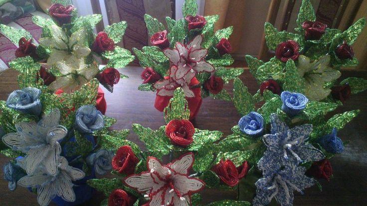 Flores de mostacilla