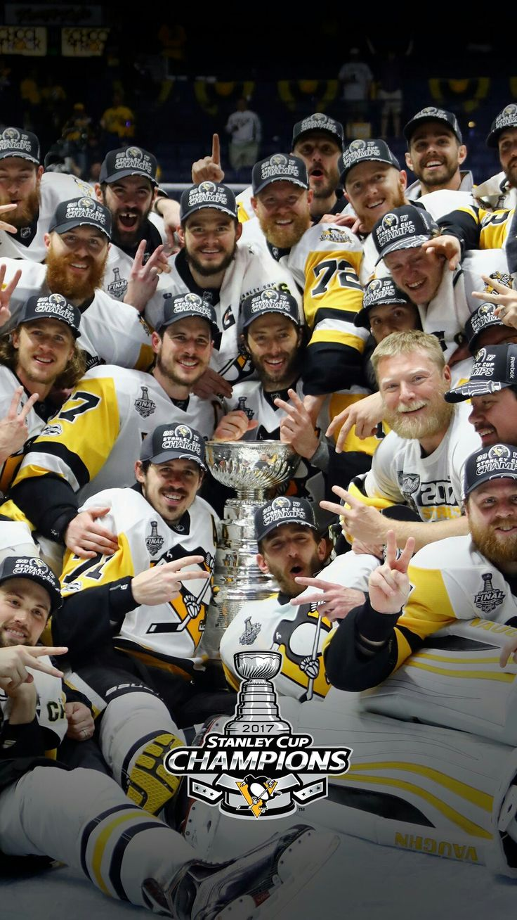 2017 Stanley Cup winner The Pittsburgh Penguins