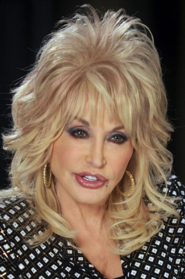 Dolly Parton- Little girl from the hills of Tennessee to one of the most successful ladies in show business or business point.