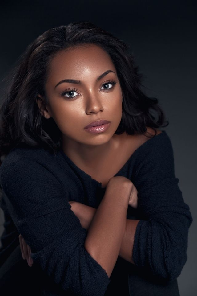 "She wants to be great. Even in the lighthearted moments — and there are lots of them — you can still sense that a greater purpose lies within actress Logan Browning. As the star of VH1's breakout dance drama ""Hit the Floor,"" Browning has seen her fair share of the spotlight. ..."