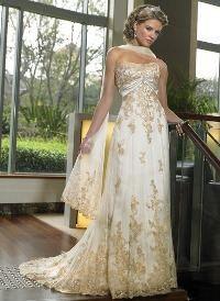 Леа Мишель: золото и блеск вечернего платья