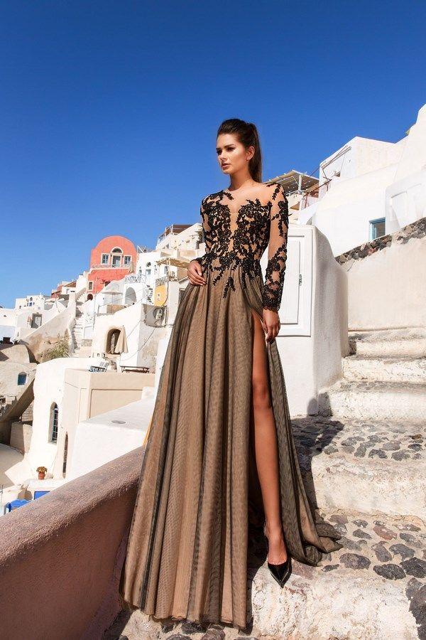 fbaf53a586c Красивые платья на выпускной 2018-2019 года