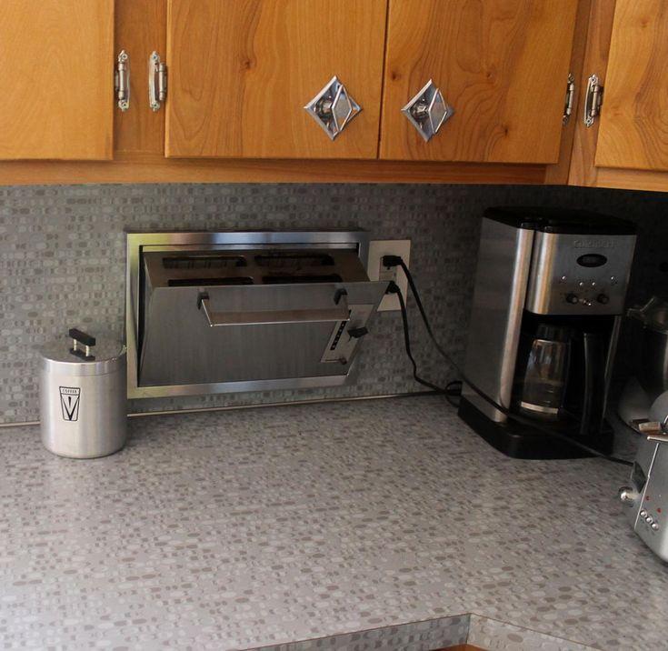 1207 best Retro Kitchens images on Pinterest Retro kitchens
