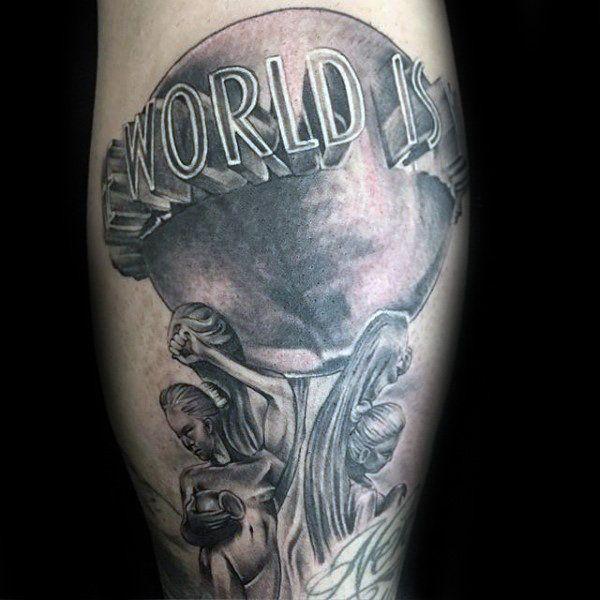 El Castillo Chichen Itza Tattoo Designs