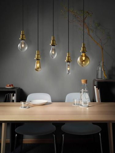 Modern LED bulb with a vintage look and feel (Osram)