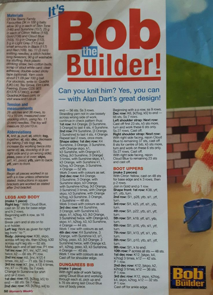 Bob the Builder p1of4