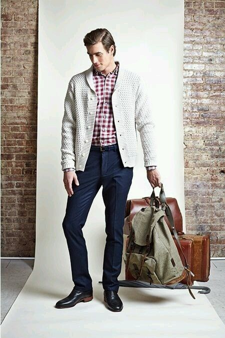 Street style tendance : Casual Well Dressed  .:Casual Male Fashion