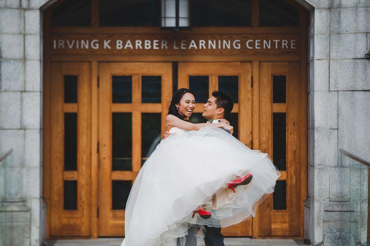 Vancouver Wedding Photography and Videography by SoWedding  http://www.sowedding.ca/   #bride #groom #weddingdress #weddingdayphotoshoot