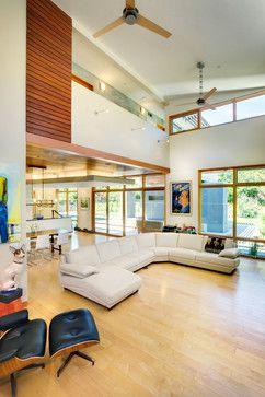 Coyote House   Modern   Living Room   Sacramento   Dave Adams Photography