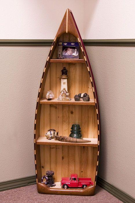 Best 25 boat shelf ideas on pinterest nautical boy Pallet boat plans