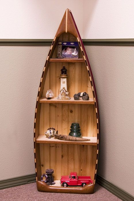 Boat Shelf - by Andy @ LumberJocks.com ~ woodworking community